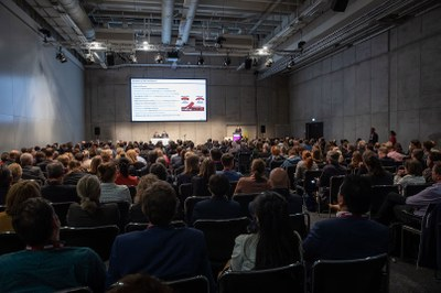 Vortragsräume Jahrestagung 2019