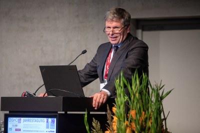 Kongresspräsident Lorenz Trümper
