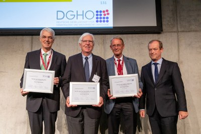 DGHO Ehrenmitglieder