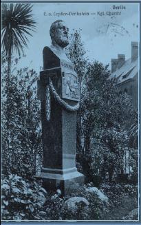 Ernst-von-Leyden Denkmal